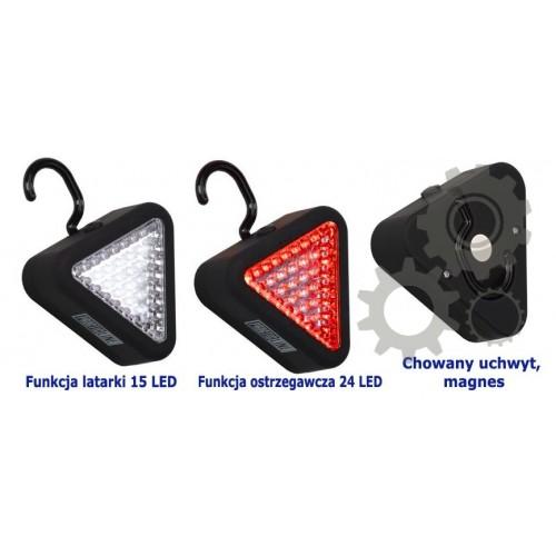 Lampa de iluminat fara fir cu LED