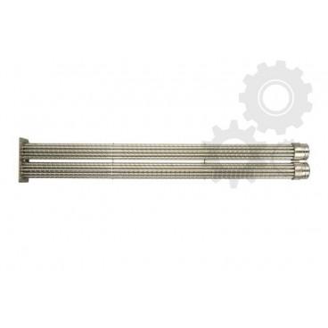 Exhaust gases radiator