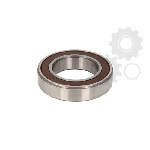 Turbine shaft bearing