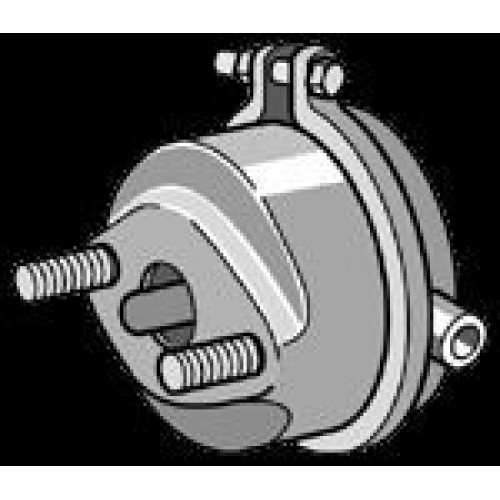 Servo-motor frana