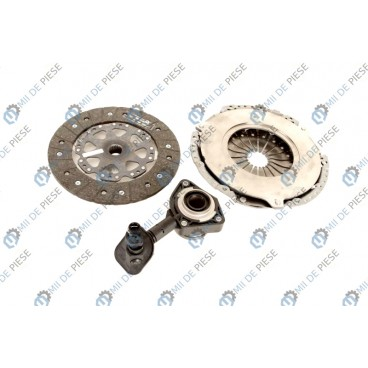 Clutch kit with hydraulic bearing